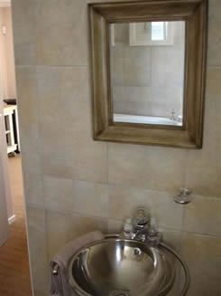 Shell Bay Beach House Bathroom